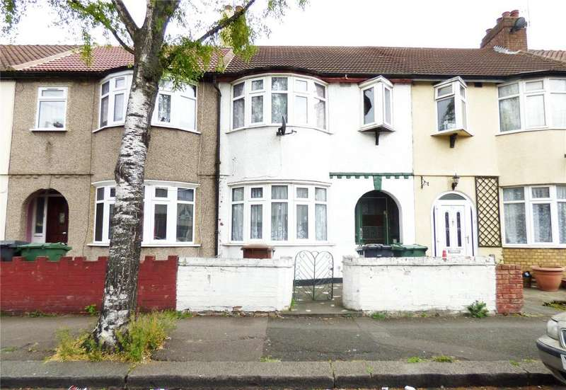 3 Bedrooms Terraced House for sale in Burwell Road, Leyton, E10