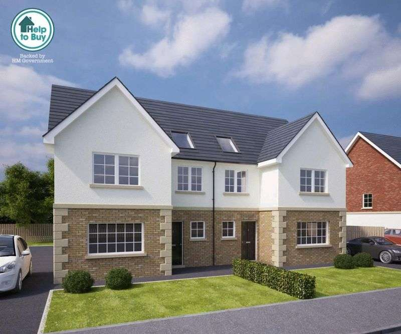 4 Bedrooms Detached House for sale in Cairn Road, Cumnock