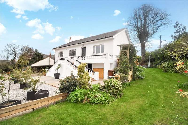 5 Bedrooms House for sale in The Avenue, Tiverton, Devon, EX16