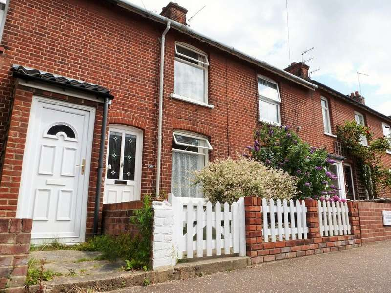 2 Bedrooms Terraced House for sale in Cromer