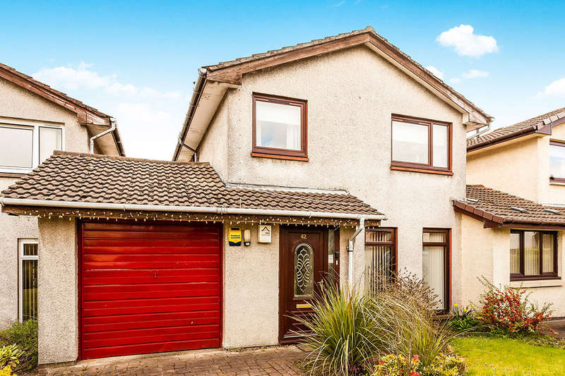 3 Bedrooms Detached House for sale in Braid Green, LIVINGSTON, EH54
