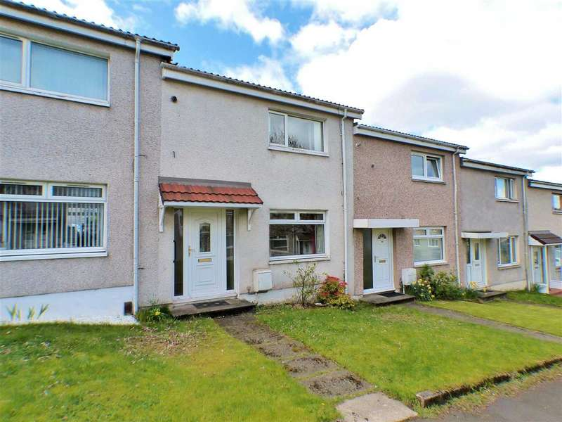 2 Bedrooms Terraced House for sale in Alison Lea, Calderwood, EAST KILBRIDE