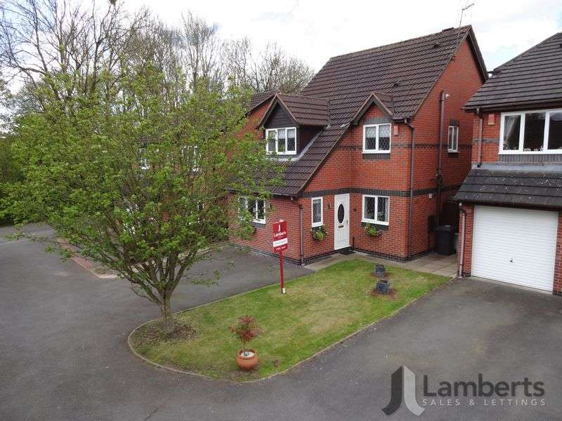 3 Bedrooms Detached House for sale in Green Lane, Studley