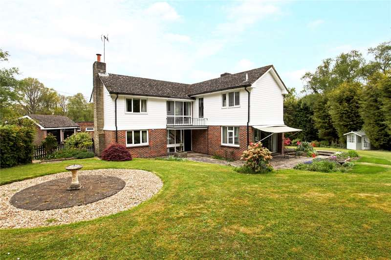 5 Bedrooms Detached House for sale in Bashurst Hill, Itchingfield, Horsham, West Sussex, RH13