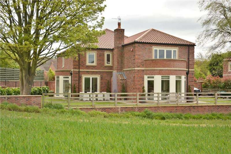 5 Bedrooms Detached House for sale in Orchard House, Weedling Gate, Stutton, Tadcaster