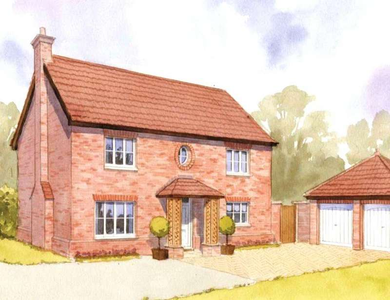 4 Bedrooms Detached House for sale in Plot 2 Newlands Gate, Bunwell Road, Spooner Row, Wymondham, NR18