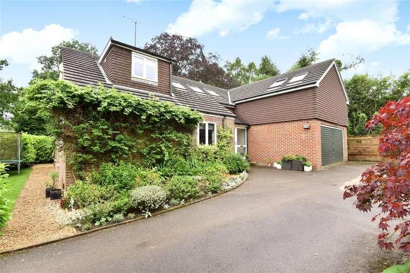 4 Bedrooms Detached House for sale in Camden Park, Tunbridge Wells