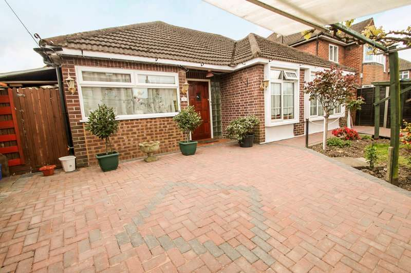 6 Bedrooms Detached Bungalow for sale in High Street, Stanwell Village, Stanwell, TW19