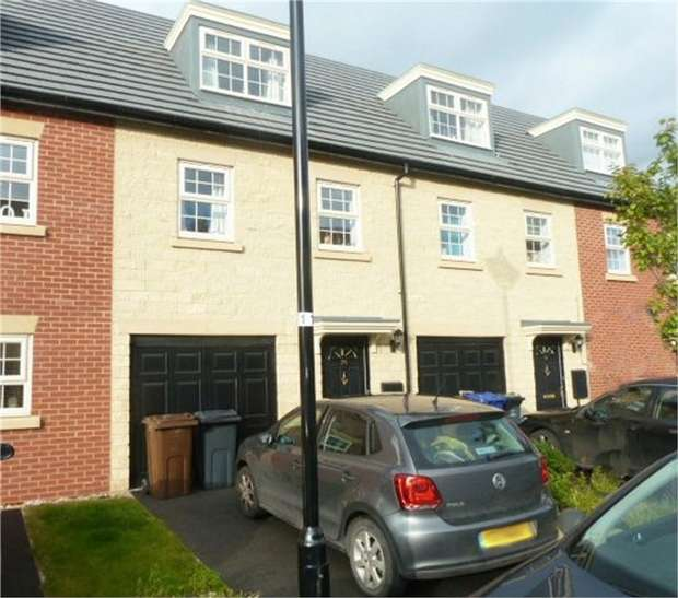 3 Bedrooms Terraced House for sale in Woodbourn Gardens, Wombwell, Barnsley, South Yorkshire