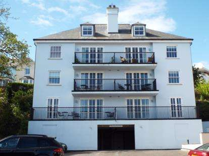 3 Bedrooms Flat for sale in Allenhayes Road, Salcombe