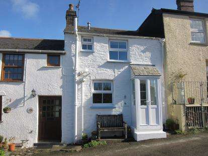 1 Bedroom Terraced House for sale in Tregony, Truro, Cornwall