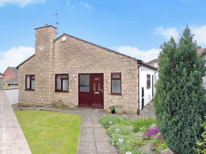3 Bedrooms Detached Bungalow for sale in Northend Avenue, Kingswood, Bristol