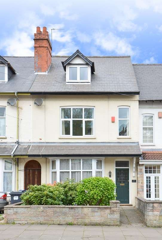 5 Bedrooms Terraced House for sale in Willow Avenue, Edgbaston
