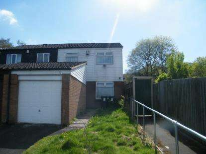 3 Bedrooms Semi Detached House for sale in Wast Hill Grove, Birmingham, West Midlands