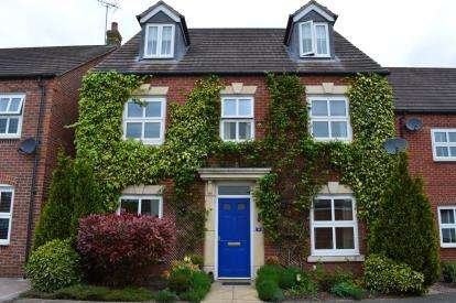 5 Bedrooms Detached House for sale in Horner Avenue, Fradley, Lichfield
