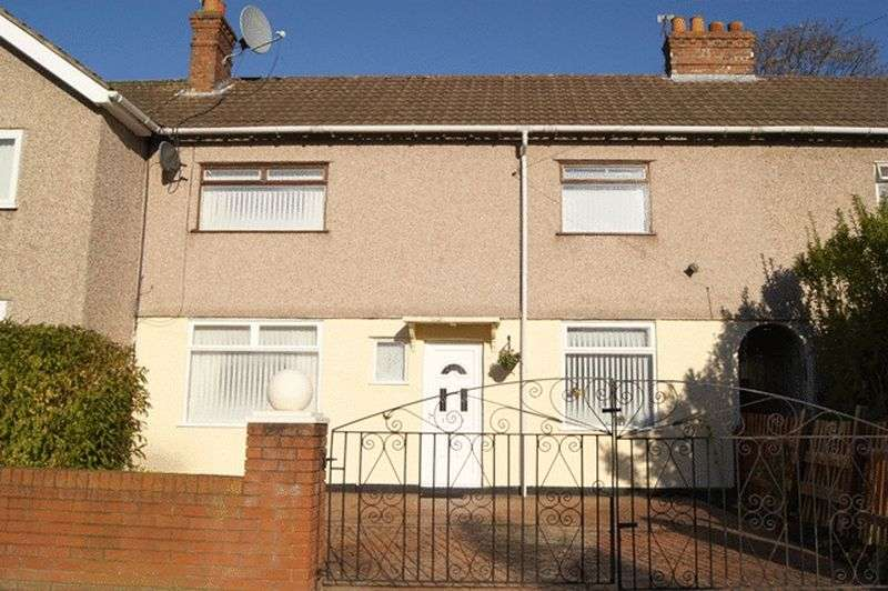 3 Bedrooms Terraced House for sale in Stamfordham Drive, West Allerton, Liverpool, L19