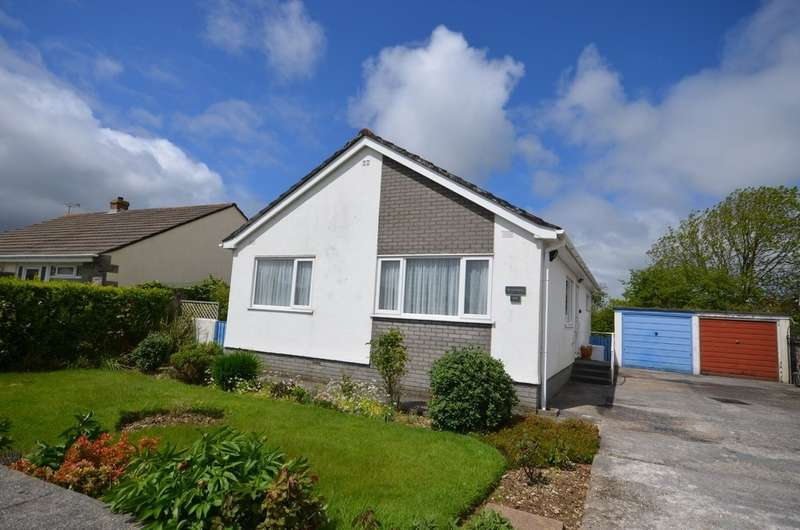 3 Bedrooms Detached Bungalow for sale in Victoria Gardens, Threemilestone