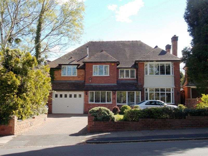 6 Bedrooms Detached House for sale in Grange Hill Road, Kings Norton, Birmingham