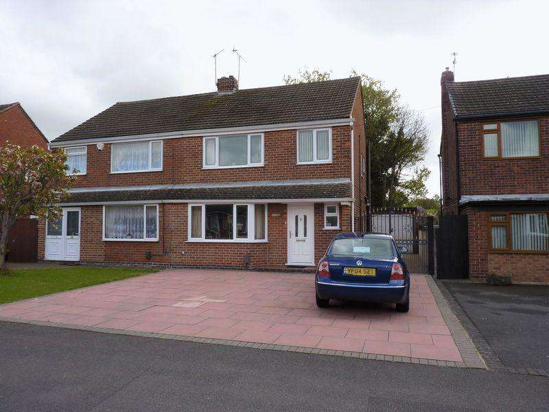 3 Bedrooms Semi Detached House for sale in Kimberley Road, Borrowash
