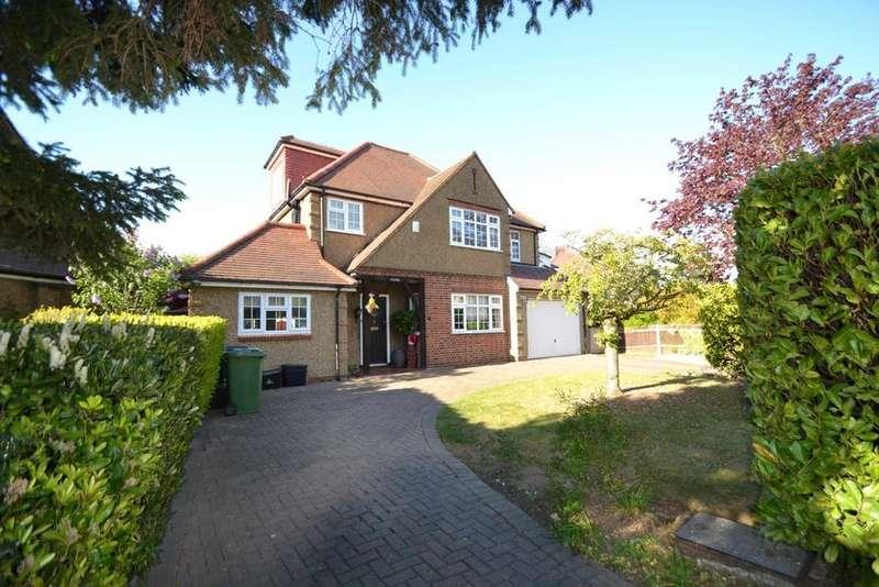 4 Bedrooms Detached House for sale in St Michaels Road, Broxbourne, EN10