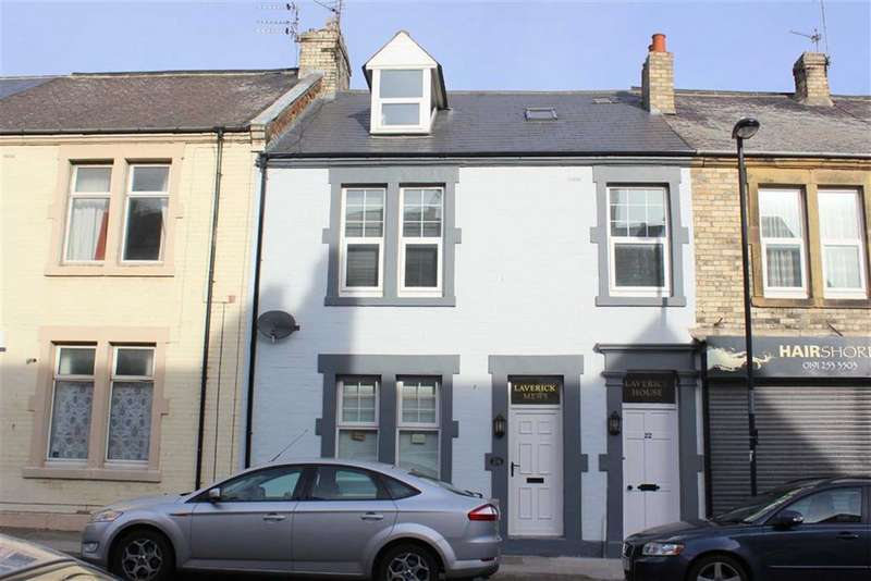 2 Bedrooms Maisonette Flat for sale in Station Road, Cullercoats, NE30