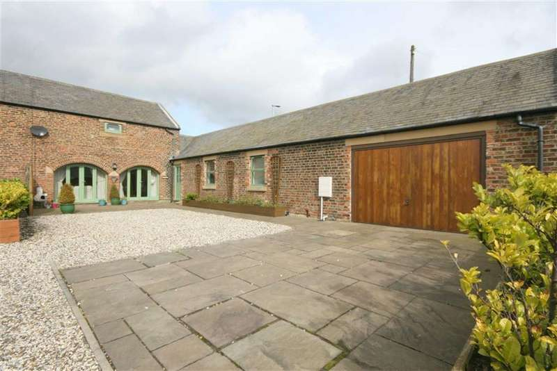 3 Bedrooms Property for sale in Park Farm Barns, South Newsham, Blyth, NE24