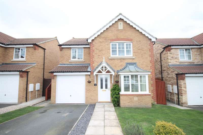 4 Bedrooms Detached House for sale in St. Cuthberts Way, Bishop Auckland