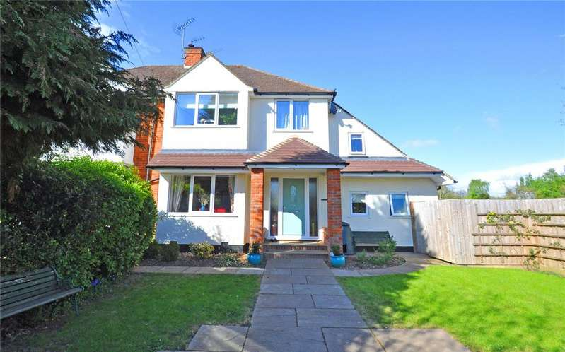 4 Bedrooms Semi Detached House for sale in Tippendell Lane, Chiswell Green, St. Albans, Hertfordshire