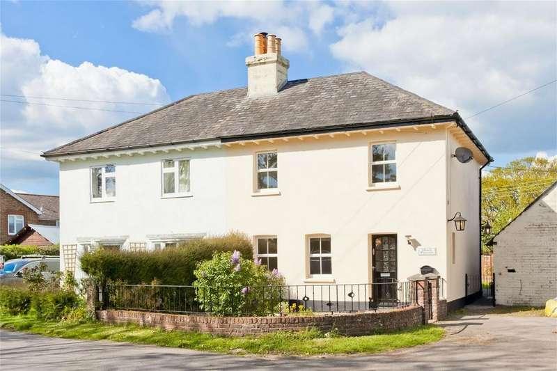 3 Bedrooms Cottage House for sale in Highbridge Lane, East Chiltington, Lewes, East Sussex
