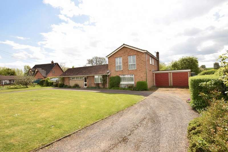 4 Bedrooms Detached House for sale in Lower Street, Stanstead, Sudbury