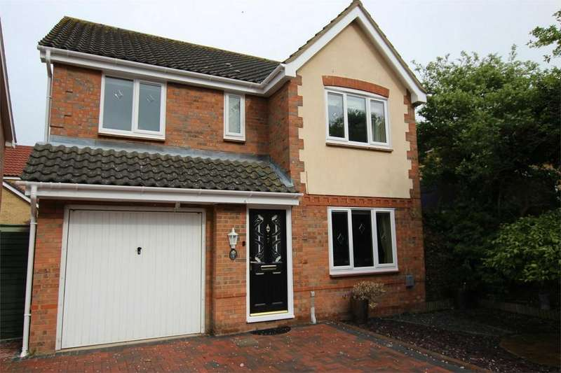 4 Bedrooms Detached House for sale in Chapel Way, Henlow, Bedfordshire