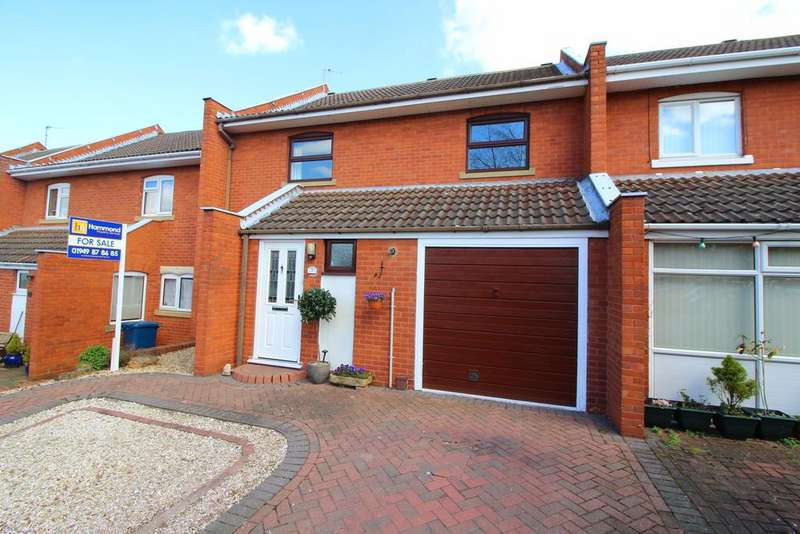 4 Bedrooms Town House for sale in The Paddock, Bingham NG13