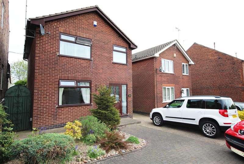 3 Bedrooms Detached House for sale in Belper Road, Stanley Common