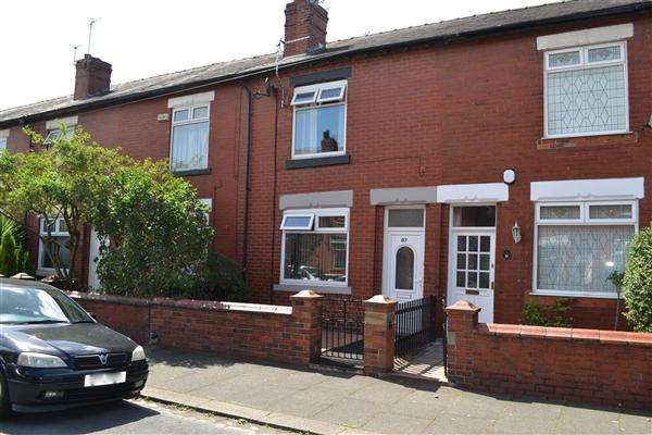 3 Bedrooms Terraced House for sale in Bold Street, Leigh