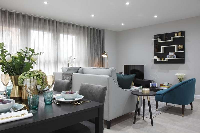 3 Bedrooms Flat for sale in Ilderton Road London SE16