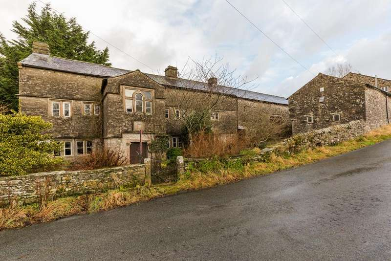 4 Bedrooms Detached House for sale in Tearnside Hall and Barns, Near Kirkby Lonsdale, Cumbria, LA6 2PU