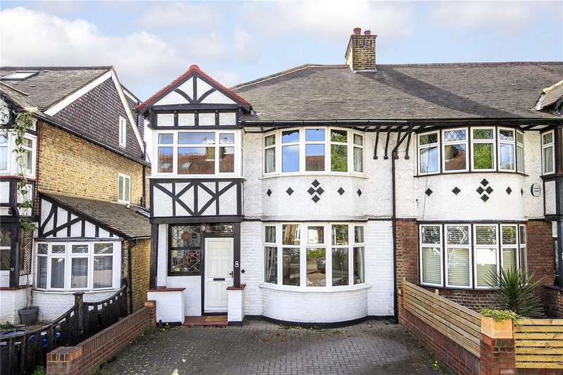 3 Bedrooms End Of Terrace House for sale in Castlegate, Richmond, Surrey, TW9