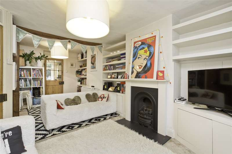 3 Bedrooms Terraced House for sale in Kensington Place, Brighton, East Sussex, BN1