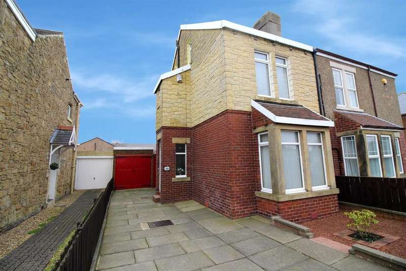 3 Bedrooms Semi Detached House for sale in West Lane, Forest Hall, Newcastle Upon Tyne