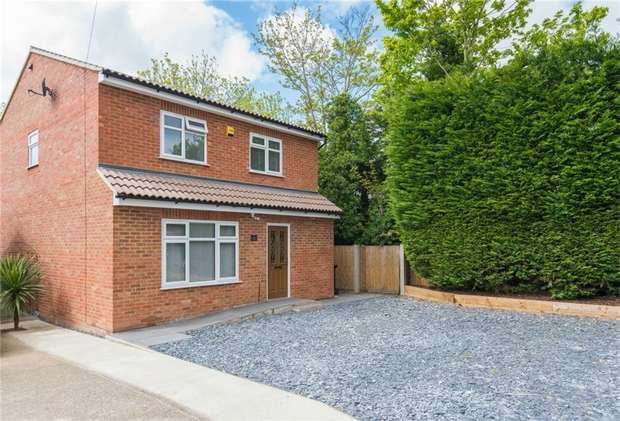 4 Bedrooms Detached House for sale in 34a Rixon Close, George Green, Buckinghamshire