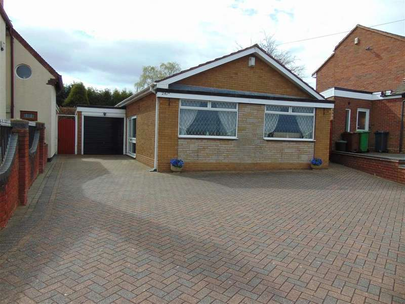 4 Bedrooms Detached Bungalow for sale in Foley Road West, Streetly
