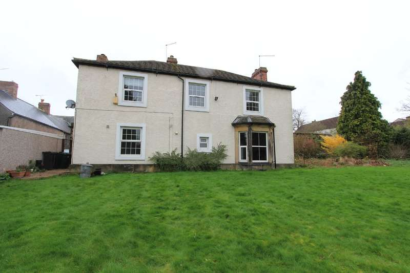 7 Bedrooms Detached House for sale in The Vicarage and Cottage, 16 Church Street