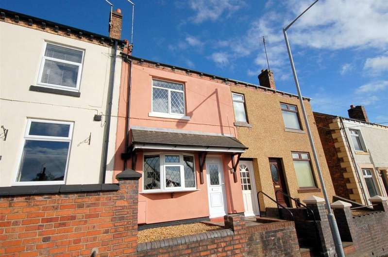 3 Bedrooms Terraced House for sale in Heathcote Road, Miles Green