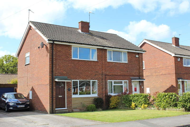 2 Bedrooms Semi Detached House for sale in Chestnut Garth, Hemingbrough
