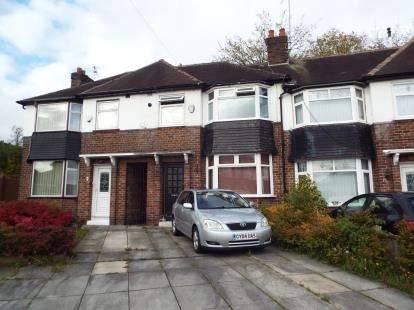 Terraced House for sale in Molesworth Grove, Childwall, Liverpool, Merseyside, L16