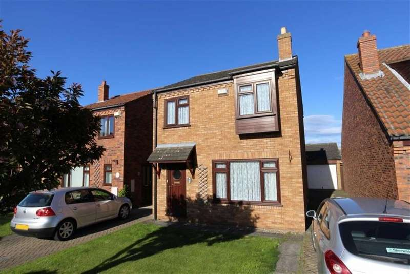 3 Bedrooms Detached House for sale in Pembury Mews, Richmond, North Yorkshire