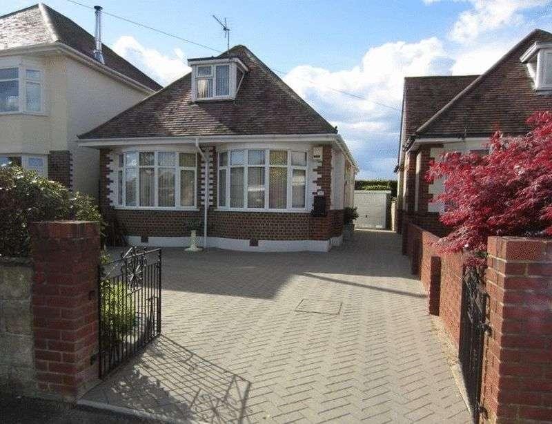 3 Bedrooms Detached Bungalow for sale in MUSCLIFF