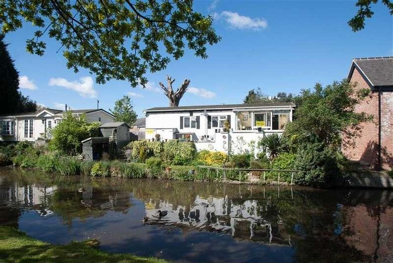 1 Bedroom Bungalow for sale in Bell Bridge Park, Fradley, Staffordshire