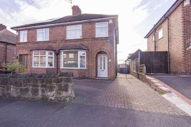 3 Bedrooms Semi Detached House for sale in HAYDN ROAD, CHADDESDEN