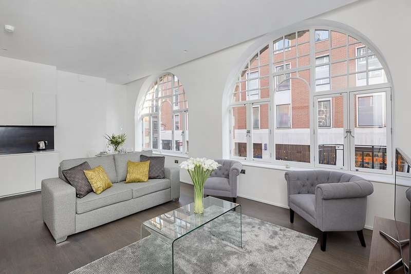 2 Bedrooms Apartment Flat for sale in 38 - 40 Eastcastle Street, London W1W